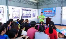 L'Oreal Việt Nam trồng cây, đào tạo nghề tóc... ở xã đảo Thạnh An