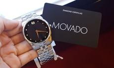 5 cách nhận biết đồng hồ Movado thật giả cho người không chuyên