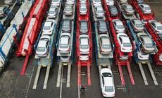 """Ngành công nghiệp ôtô Trung Quốc rơi vào thời kỳ """"đóng băng"""""""