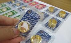 Giá vàng SJC có lúc vọt lên 39,9 triệu đồng/lượng