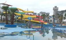 Ngày 10-6, công viên nước Thanh Hà chính thức đón khách