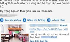 Nữ du khách Hà Nội mất tiền oan vì thuê nhầm khách sạn 'ma'