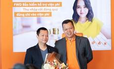FWD Việt Nam giới thiệu sản phẩm bảo hiểm hỗ trợ viện phí 100% trực tuyến trên Tiki