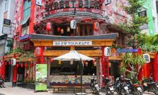 Quán cà phê kiểu Nhật cho khách tự pha chế ở TP HCM