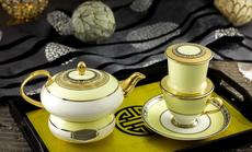 Minh Long tạo phong cách pha trà mới