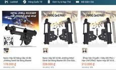 Sở Công Thương TP HCM thông tin về vụ Lazada bán thiết bị lắp ráp súng