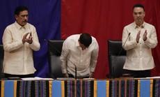 """Ông Duterte: """"Không thể ngăn được Trung Quốc đâu"""""""