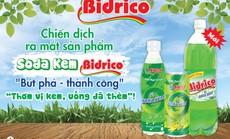 Bidrico tung chiến dịch quảng bá sản phẩm mới