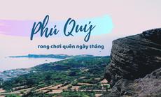 """Về Phú Quý hát """"bài ca tôm cá"""""""