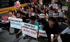 Hàn - Nhật thêm rạn nứt, Mỹ lo lắng