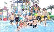Công viên nước Thanh Hà - Mường Thanh tưng bừng khuyến mãi nhân dịp Quốc khánh 2-9
