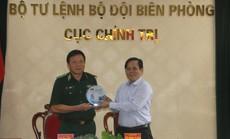 Báo Người Lao Động hợp tác chặt chẽ với Bộ Tư lệnh Bộ đội Biên phòng