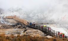 Hokkaido - vùng đất đón mùa thu sớm nhất Nhật Bản