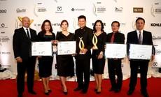Phúc Khang nhận nhiều giải thưởng tại Vietnam Property Awards 2019