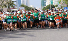 Hơn 1.000 nhân viên, đại lý, đối tác tham gia Manulife Danang International Marathon 2019