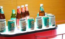 Tái ra mắt thương hiệu Bia Saigon