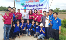 Kỳ nghỉ hồng của tuổi trẻ Sawaco: Lấy chuyên môn phục vụ cộng đồng
