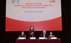 Acecook Việt Nam đồng hành tuyên truyền về an toàn thực phẩm