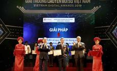 SeABank nhận giải thưởng Vietnam Digital Awards 2019