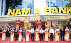"""Nam A Bank tiếp tục """"phủ sóng"""" tại Bà Rịa - Vũng Tàu, Kiên Giang"""