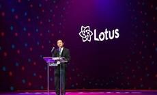 """Bộ trưởng Nguyễn Mạnh Hùng chúc mạng xã hội """"make in Vietnam"""" Lotus kiên trì để thành công"""