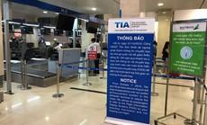 """Sân bay Tân Sơn Nhất bỏ toàn bộ """"loa phường"""""""