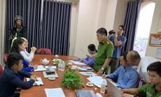 Công an tiến hành khám xét và bắt chủ tịch cùng giám đốc Công ty Alibaba