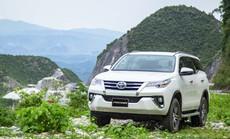 Toyota Việt Nam chinh phục khách hàng bằng loạt ưu đãi lớn
