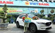 Gửi tiết kiệm tại Vietbank, trúng xe hơi Mazda CX-5