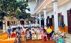 Eximbank chăm lo trẻ em khuyết tật