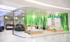 Nệm Kymdan đã có mặt tại TTTM Crescent Mall Phú Mỹ Hưng quận 7