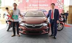 """Ô tô Honda city trong chương trình """"Lắp mạng Viettel - Ô tô theo về"""" đã có chủ"""