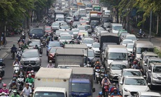 Ùn tắc quanh Tân Sơn Nhất, hành khách bị nhỡ chuyến bay do đến muộn