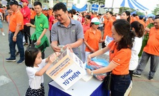 Đi bộ từ thiện Lawrence S. Ting lần 15 - 2020: Hơn 3,1 tỉ đồng hỗ trợ người có hoàn cảnh khó khăn