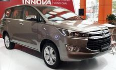 """Điểm mặt 10 mẫu xe """"ế"""" nhất năm 2019, nhà Toyota chiếm hơn một nửa"""