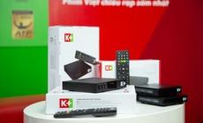 Đón Tết, truyền hình K+ miễn phí trọn bộ thiết bị
