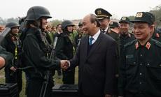 Thăm Bộ Tư lệnh Cảnh sát cơ động, Thủ tướng nói về vụ Đồng Tâm