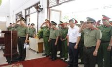 Đề nghị công nhận liệt sĩ cho cảnh sát khu vực bị đâm chết vào ngày 30 Tết