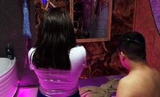 """Nữ nhân viên massage """"cao thủ"""" ở Hải Phòng"""