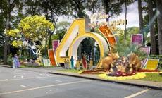40 năm Hội Hoa Xuân TP HCM - đỉnh cao nghệ thuật