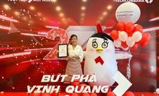 Techcombank - ngân hàng duy nhất đạt giải thưởng top 10 nhãn hiệu nổi tiếng Việt Nam 2020