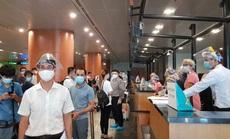 Thông tin về các hành khách từ Hàn Quốc về Việt Nam ngày 30-9