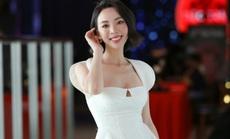 """Thu Trang khổ sở vì cảnh quay """"tốc váy"""""""