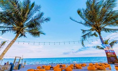 Tận hưởng không gian bar ấn tượng bên bờ biển đẹp nhất miền Trung