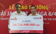 Người trúng Vietlott 24,7 tỉ đồng ủng hộ đồng bào miền Trung 200 triệu đồng