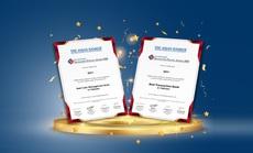 """BIDV được vinh danh """"Ngân hàng giao dịch tốt nhất Việt Nam"""" và """"Ngân hàng quản lý tiền tệ tốt nhất Việt Nam"""""""