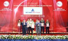 Đất Xanh Miền Trung được vinh danh top 500 doanh nghiệp tư nhân có lợi nhuận tốt nhất Việt Nam