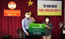 """Vietcombank Đà Nẵng đồng hành, hỗ trợ doanh nghiệp, khách hàng trong trạng thái """"Bình thường mới"""""""