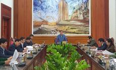 Quảng Bình: Cắt giảm nhiều hạng mục trang trí ngày Đại hội Đảng bộ, nhằm chăm lo người dân vùng lũ