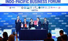 Việt-Mỹ ký 7 thỏa thuận hợp tác trị giá nhiều tỉ USD